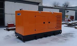 Дизельный генератор 120 кВт АД120С-Т400-2РП (KOFO) альтернатор Kaijieli в кожухе
