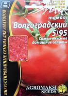 Насіння томату Волгоградський 5/95, 3г, фото 1