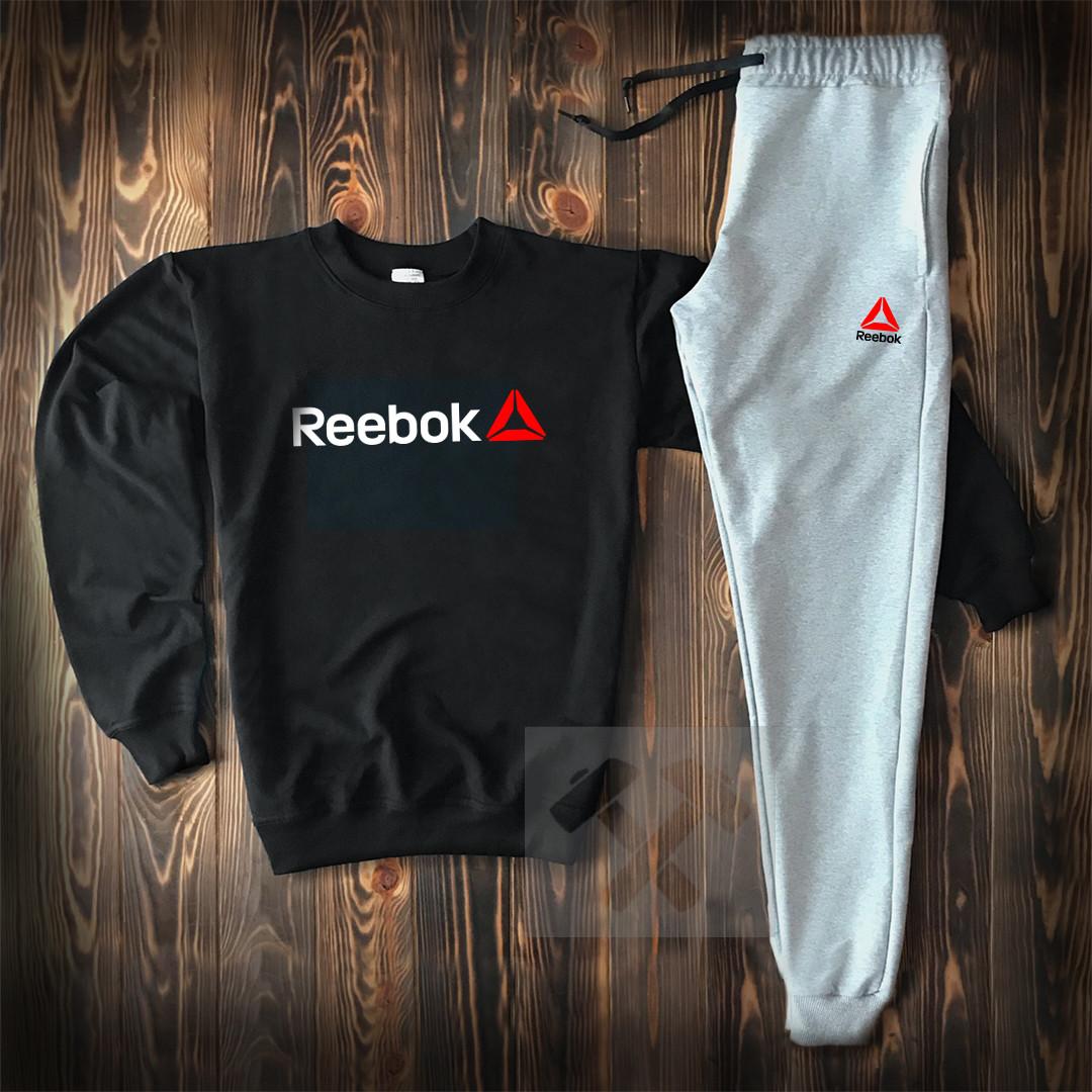 5b22bdcef Мужской спортивный костюм в стиле Reebok - crossGo: одежда и обувь для  динамичной жизни в