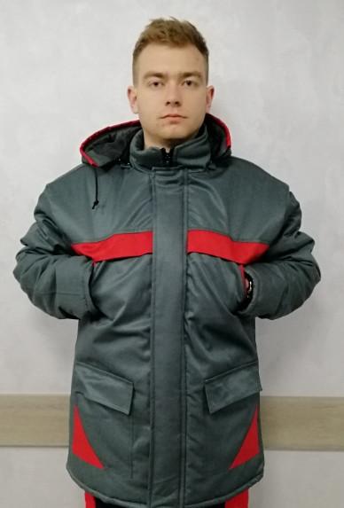 Рабочая куртка утепленная Харика