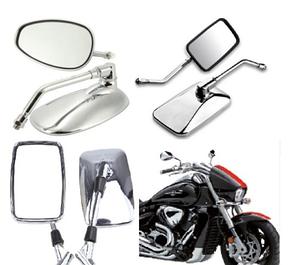 Дзеркала на мотоцикли.