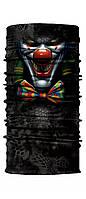 """Бафф унісекс універсальний """"Клоун"""" стильний"""