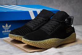 Кроссовки мужские Adidas Kamanda, черные, серые, синие, красные (14861),  [  41 42 43 44 45  ]