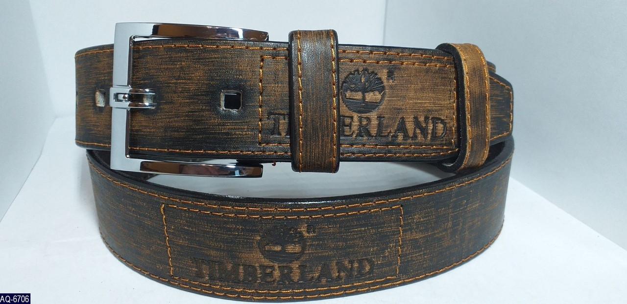 Ремень мужской timberland кожаный Ширина 4,5 см длина 115-125 см