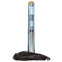 Насос скважинный центробежный Aquatica 0.75кВт H 73(55)м Q 100(60)л/мин d=1дюйм02мм (кабель 40м) (DONGYIN) (777473)