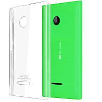 Прозрачный чехол Imak для Microsoft Lumia 532