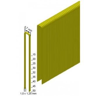 Скоба каркасна (столярна) Prebena типу 35мм (7,2 тис. шт.), 5,7х1,0х1,25мм