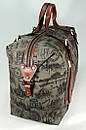 Дорожная  сумка FC-0819-P6L4 бренда FRANCO CESARE, фото 2