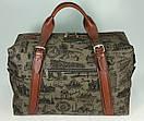 Дорожная  сумка FC-0819-P6L4 бренда FRANCO CESARE, фото 3