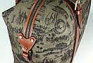 Дорожная  сумка FC-0819-P6L4 бренда FRANCO CESARE, фото 4