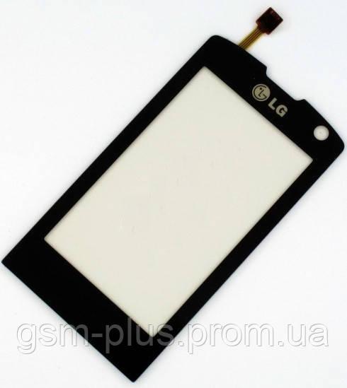 Тачскрин LG GW520 Black
