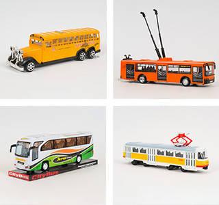 Автобусы, троллейбусы, трамваи