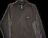Мужская флисовая кофта-куртка Nike,размер L, фото 2