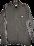 Мужская флисовая кофта-куртка Nike,размер L, фото 4