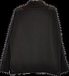 Мужская флисовая кофта-куртка Nike,размер L, фото 7