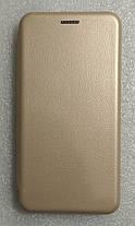 Чехол книжка LEVEL (Kira) Meizu M5 Note Gold, фото 2