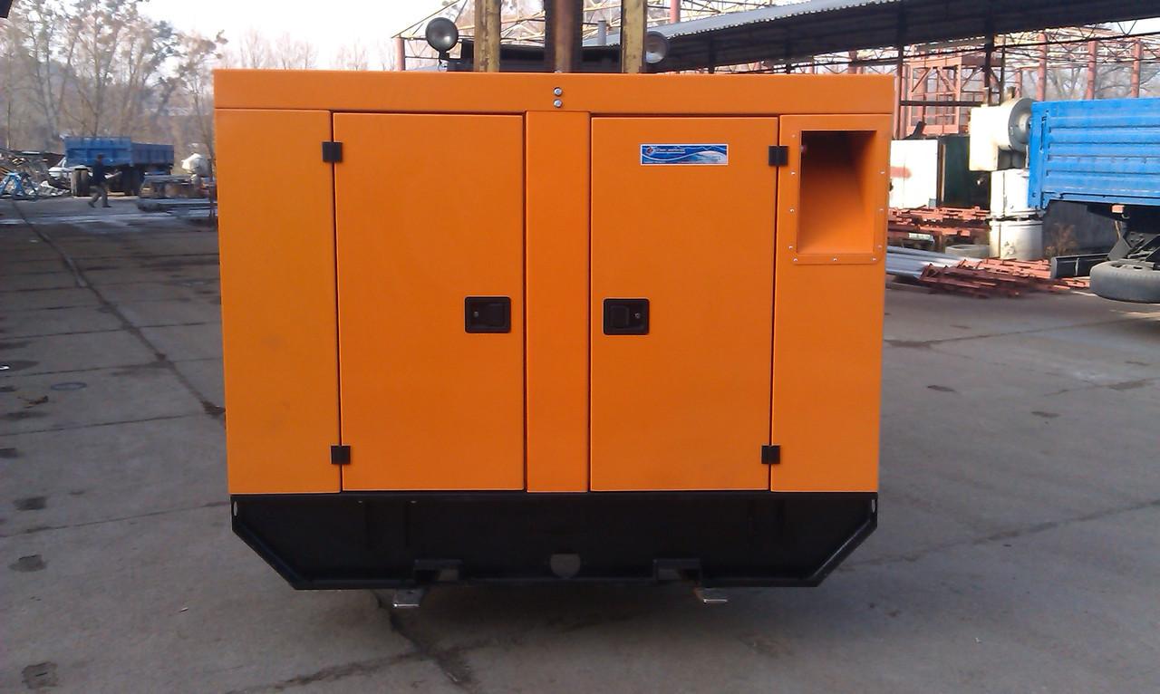 Дизельный генератор 64 кВт АД64С-Т400-2РП (KOFO) альтернатор Kaijieli в кожухе