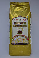 Рис басмати коричневый индийский Lal Qilla 1 кг