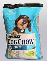 Dog Chow Puppy Small Breed сухой корм для щенков мелких пород до 1 года с курицей 7,5КГ