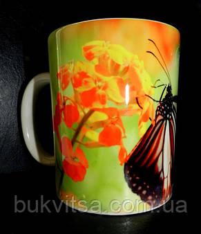 """Чашка іменна """"Надійка"""" №140, фото 2"""