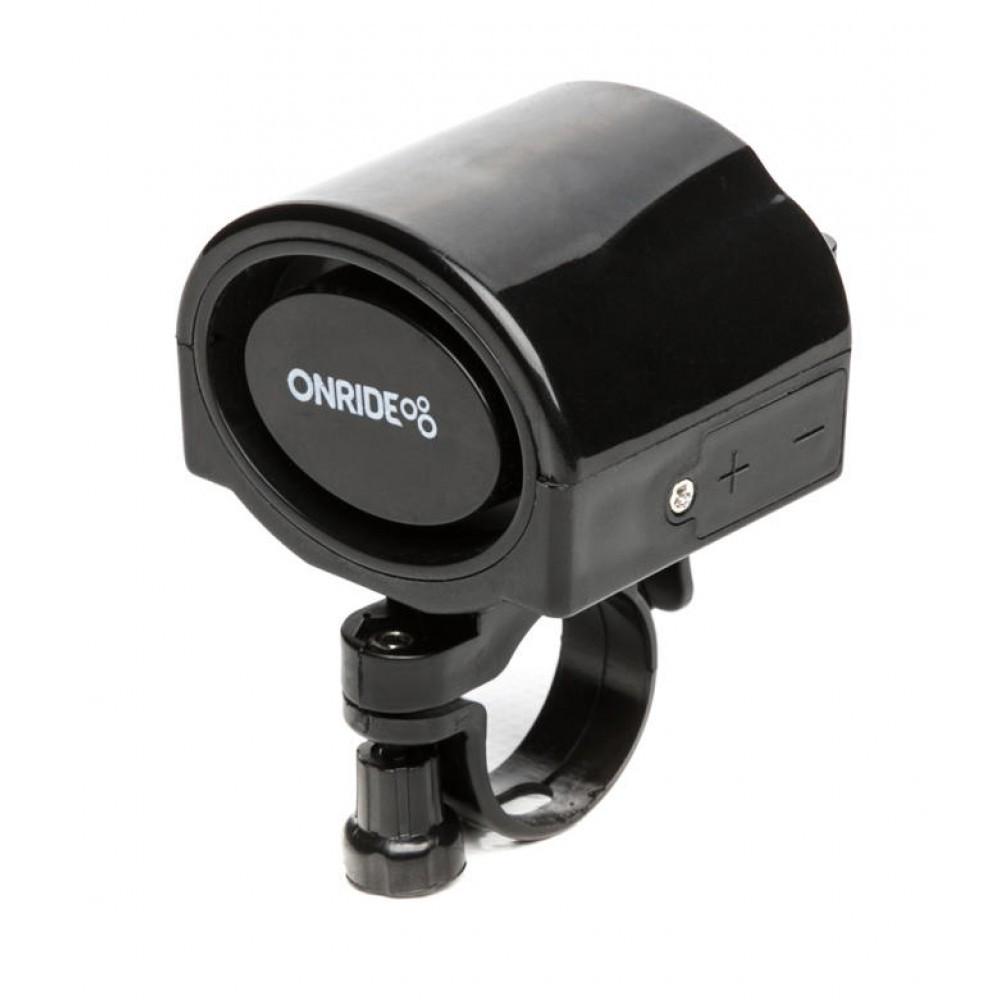 Электронный сигнал ONRIDE Horn 50 черный