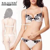 Balaloum 9077, комплект женского нижнего белья. Чашка В. Чашка С., фото 1