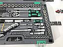 Набор инструментов, 142 предм. STELS 14107, фото 3