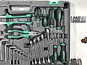 Набор инструментов, 142 предм. STELS 14107, фото 6