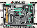 Набор инструментов, 142 предм. STELS 14107, фото 7