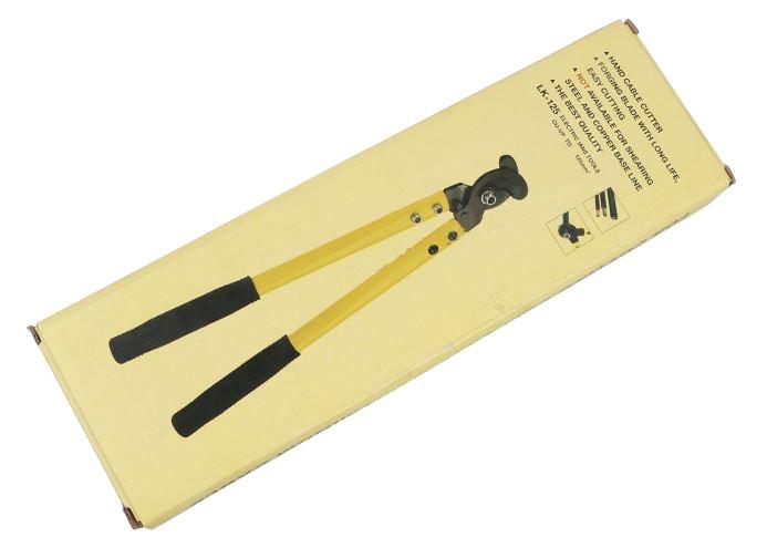 Інструмент для різання кабелю LK-125A