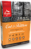 Корм Ориджен Киттен Orijen Cat&Kitten для кошек и котят 340 г