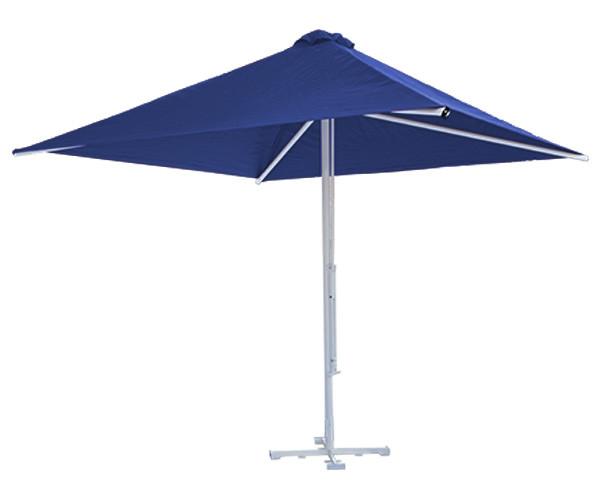 Зонт 4*4 синий