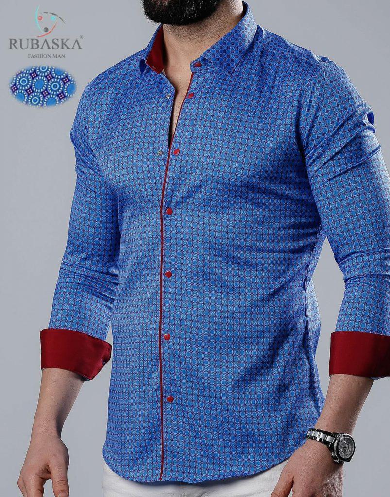 a3f0aef9ef4 Стильная мужская рубашка с длинным рукавом (Турция)