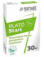 Шпаклевка стартовая гипсовая PLATO START 30 кг