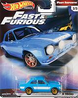 Коллекционная машинка Hot Wheels  Ford Escort RS 1600