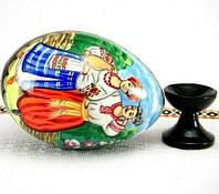 Пасхальное яйцо, ручная работа, авторская художественная роспись народное творчество УКРАИНА