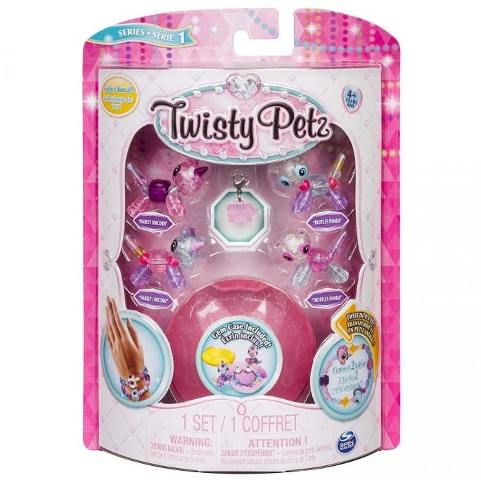 Twisty Petz Набор Твисти Петс Панды и Единороги игрушка для девочек