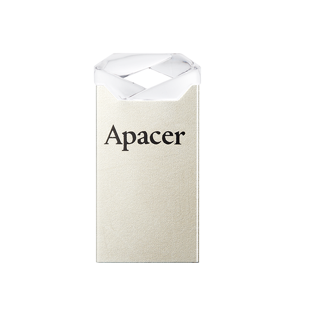 Флешка 64 Gb Apacer AH111 Crystal, AP64GAH111CR-1