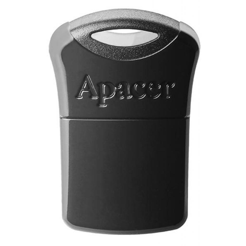 Флешка 64 Gb Apacer AH116 Black, AP64GAH116B-1