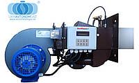 Горелка газовая блочная МДГГ – 500 БА, 5000 КВт, промышленная горелка, автономно-резервное газоснабжение
