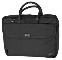 """Сумка для ноутбука 15.6"""" HQ-Tech LS-1545S, Black (Чёрная, нейлон)"""