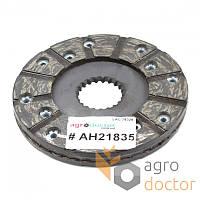Тормозной диск AH21835 John Deere [TR]
