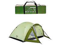 Палатка туристическая четырехместная Bestway Rock Mount 68014, фото 1