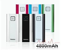 Зарядное устройство для цифровой техники power bank 4800mAh