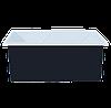 Контейнер полиэтиленовый 1500 л черный