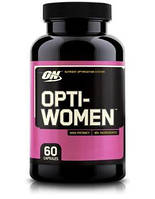Комплекс витаминов Опти вумен, Optimum Nutrition, Opti-Women, 60 таблеток