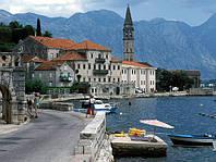 Черногория на катамаране