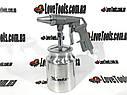 Пистолет пескоструйный с нижним бачком, пневматический MTX 573269, фото 4
