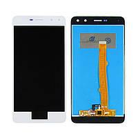 Дисплей Huawei Y5 2017 (MYA-U29) / Y6 2017 (MYA-L41) Dual SIM White complete