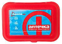 Аптечка медична транспортна згідно ТУ (02-003-П), пластик. футляр